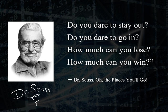 Some Wise Words For Investors – from Dr. Seuss